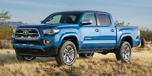 2018 Toyota Tacoma Double Cab V6 Manual | TRD Sport Upgrade Pack
