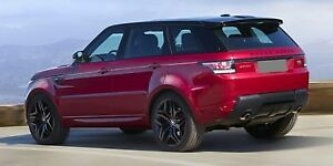 2017 Land Rover Range Rover Sport HSE TD6