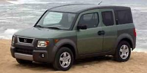 2003 Honda Element Awd Bicorps