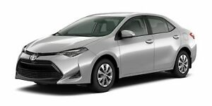 2019 Toyota Corolla LE Upgrade Package  - $178.14 B/W