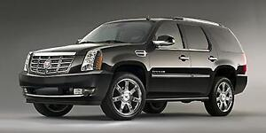 I am looking for Cadillac Escalade front and back end 2007-2014