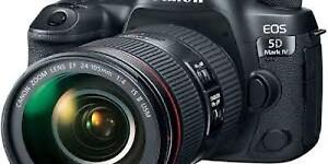 BRAND NEW CANON EOS 5D MARK 4 WITH 24-105MM LENS KIT​