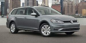 2018 Volkswagen Golf SPORTWAGEN 1.8 TSI TRENDLINE 6-SPEED MANUAL