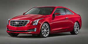 2015 Cadillac ATS Coupe Standard RWD
