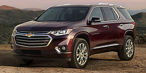 2018 Chevrolet Traverse High Country AWD *Remote start! *Sunroof