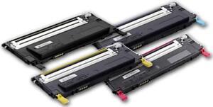Compatible CLT-407S toner for Samsung CLP-320/325,CLX-3180/3185