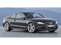 WANTED AUDI S5 08-12 parts