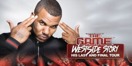 THE GAME! CONCERT SYDNEY! 5 TICKETS