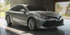 2018 Toyota Camry Hybrid XLE  - $313.24 B/W