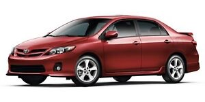 2012 Toyota Corolla SPORT UPGRADE PACKAGE