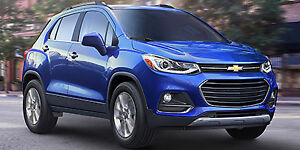 2018 Chevrolet Trax LT 1.4L 4 CYL TURBOCHARGED AUTOMATIC AWD