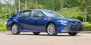 2018 Toyota Camry LE  - $215.39 B/W