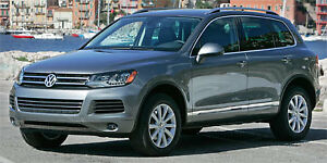 2012 Volkswagen Touareg 3.6L Execline 4dr All-wheel Drive 4MOTIO