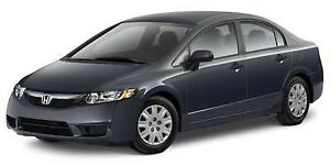 2010 Honda Civic Sedan DX-G