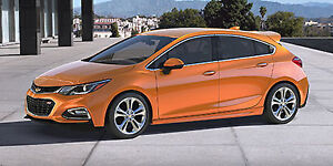 2018 Chevrolet Cruze LT RS 5-Door- A/T- Heated Seats- Remote Sta