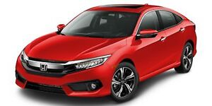 2018 Honda Civic Sedan Sedan Touring CVT