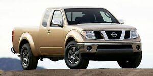 2018 Nissan Frontier KING CAB 2.5 S