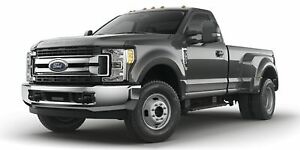 "2017 Ford F350 4x4 - Regular Cab DRW XL - 142"" WB"