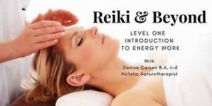 Reiki level one classes