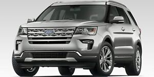 2018 Ford Explorer XLT, 201A, 4WD, 3.5L V6, HEATED SEATS, REMOTE