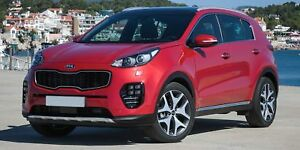 2019 Kia Sportage EX PREMIUM; AWD, PANO ROOF, HEATED SEATS/WHEEL