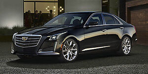 2016 Cadillac Berline CTS Collection performance TI