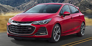 2019 Chevrolet Cruze LT THIS VEHICLE IS IN TRANSIT TO US FROM...