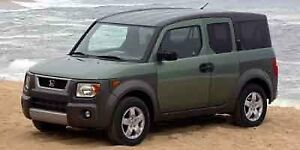 2003 Honda Element Y 2WD 4AT