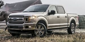 "2018 Ford F150 4x4 - Supercrew XLT - 157"" WB"