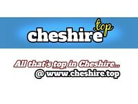 Become a Media Owner in Cheshire! @Cheshire.top