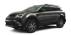2018 Toyota RAV4 AWD SE  - $254.07 B/W