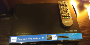 Philips Blue ray player with remote Ringwood East Maroondah Area Preview