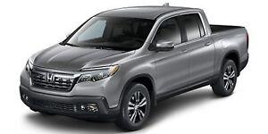 2018 Honda Ridgeline EX-L AWD