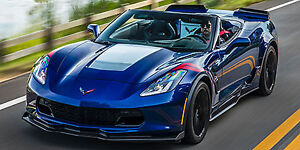 2018 Chevrolet Corvette Grand Sport 3LT
