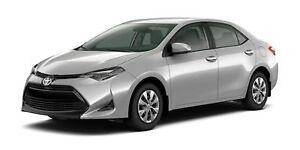 2018 Toyota Corolla CE  - $147.78 B/W