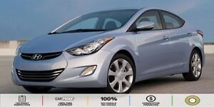 2012 Hyundai Elantra GLS ECO! BT! HEATED SEATS! SUNROOF!