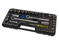 Socket Set - 52 inc SAE