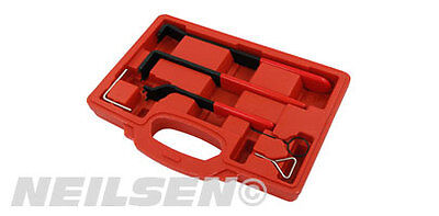 NEILSEN VAG TENSIONER ADJUSTER SPANNER TOOL SET TIMING BELT PULLEY TENSION Belt Tensioner Tool Set