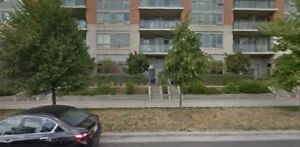 Gorgeous 2 bed condo for rent in Downtown Markham