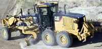 Grader available