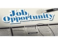 Operations Assistant Required - Immediate Start Available