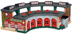 Thomas and Friends Wooden Train - Deluxe Roundhouse