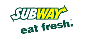 ******** SUBWAY - Night Experience Crew Members - Kingston Upon Thames ********