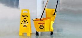 DEEP CLEANING SERVICES / COMMERCIAL CLEANING / END OF TENANCY