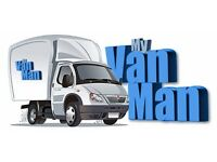 MAN AND VAN HOUSE AND OFFICE MOVERS BIKE AND CAR RECOVERY MOVING VAN FLAT MOVERS PIANO MOVERS
