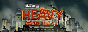 HEAVY MTL tickets available. 2 for each day! Cheap!!!