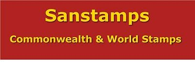 Sanstamps-Commonwealth Stamps