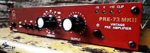 Golden age pre 73 mkii preamp vintage neve 1073 style