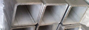 "304 STAINLESS STEEL SQUARE TUBING 1""x20' .125 WALL"