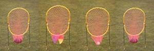 Xtra-Receiver-Disc-Golf-Lacrosse-Wiffle-Ball-4-Net-Set